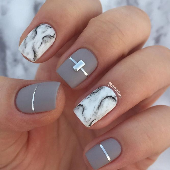 48 Pretty Nail Designs You'll Want To Copy Immediately | Pretty .