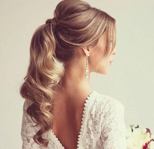 30 Cute Ponytail Hairstyles You Need to Try | StayGl