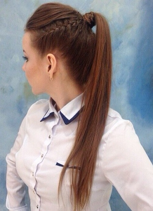 40 High Ponytail Ideas for Every Wom