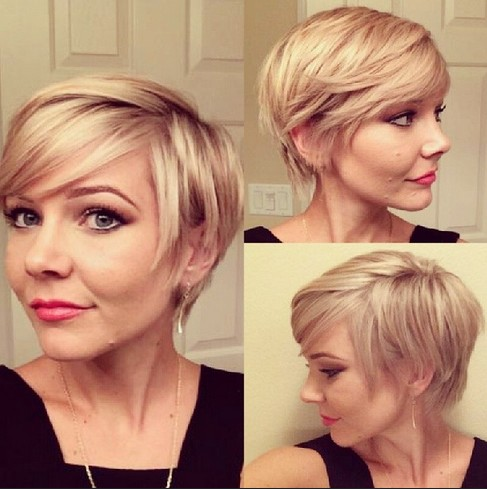 Layered Short Haircuts for Women: Spring and Summer Hairstyles .