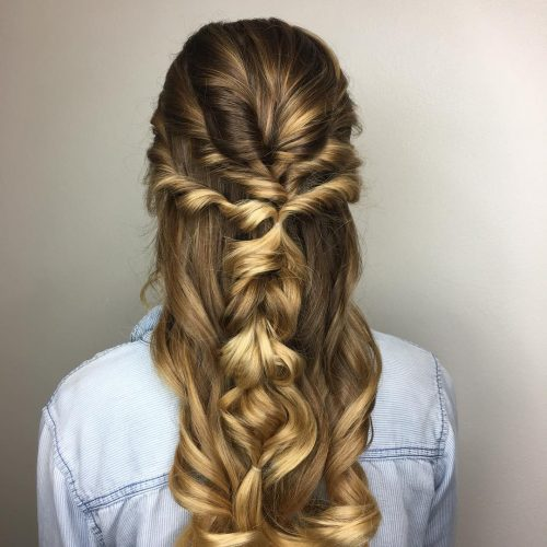 Princess Hairstyles: The 26 Most Charming Ideas for 20