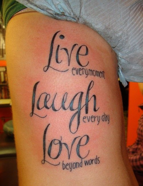 Pros & Cons to Getting Rib Tattoos | Inspirierende tattoos .