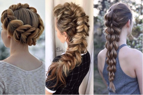 20 Ways to Style a Pull Through Braid (2020 Definitive Guid