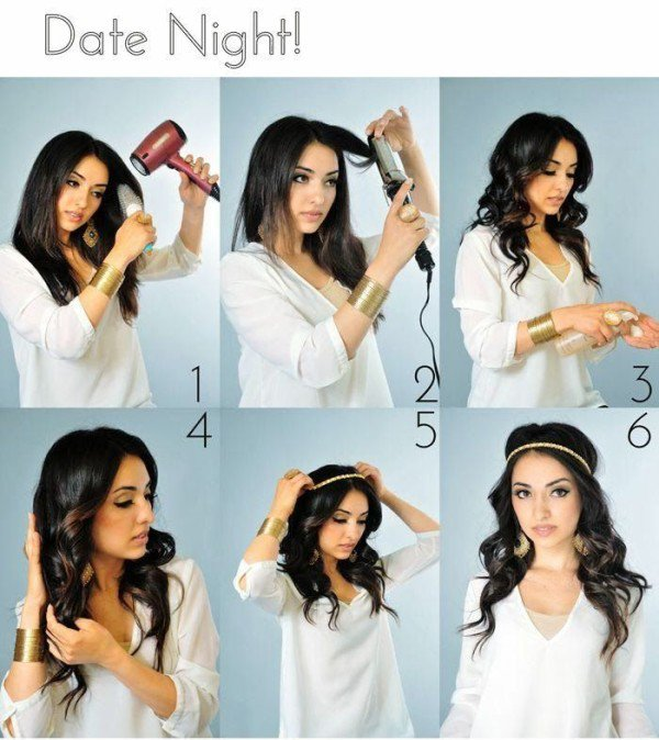 17 Quick And Easy DIY Hairstyle Tutoria