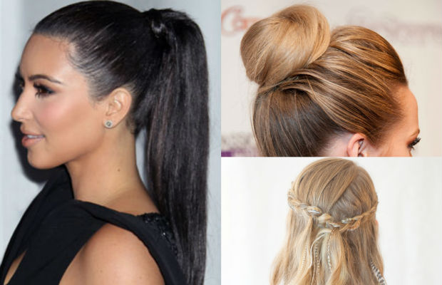 Emergency! Bad Hair Day: 3 Quick Hairstyles for a Formal Event .