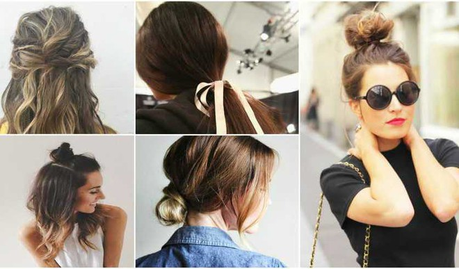 Quick Hairstyles For A Bad Hair D
