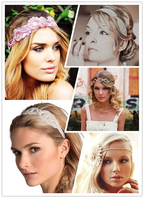 hairstyles #headband #morning #quick #smart #busy #time #for .
