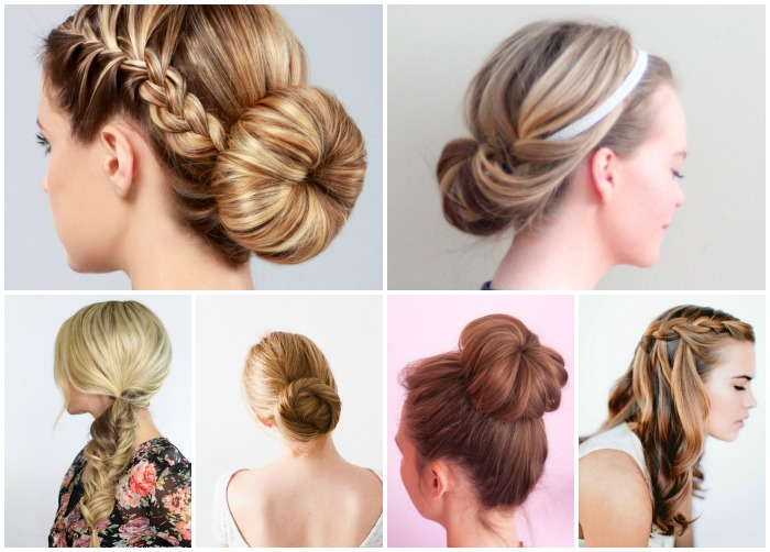 6 easy hairstyles to reinvent your everyday lo