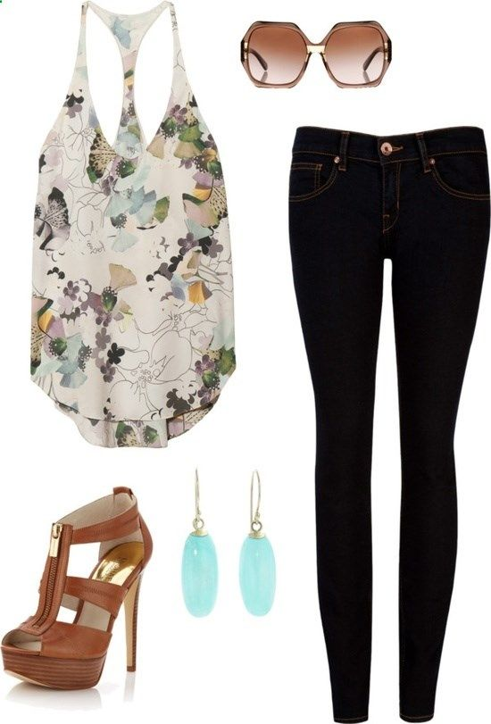 15 Spring Summer Outfit Ideas – Latest Cute Street Style Trend On .