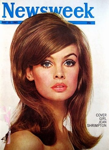 Mod Hairstyles: How To Perfect That 1960s Bouffant? | Frisuren .