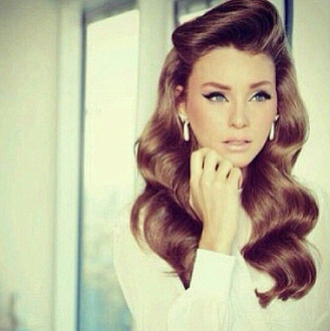 20 Elegant Retro Hairstyles 2020 - Vintage Hairstyles for Women .