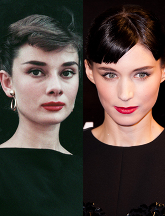 How to Give a Vintage Celebrity Hairstyle a Modern Twist | StyleCast