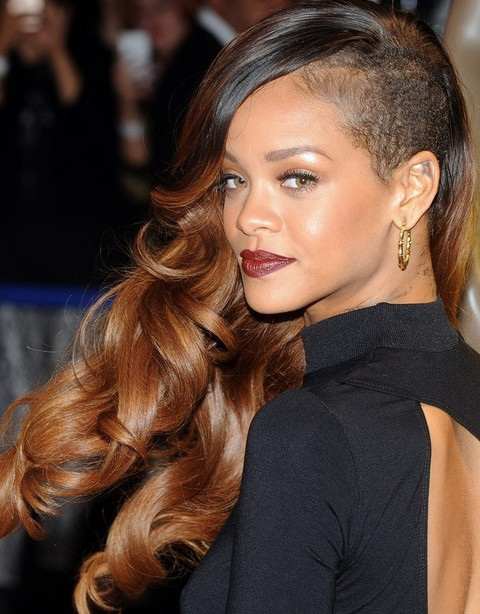 Rihanna Hairstyles Gallery – 28 Rihanna Hair Pictures - Pretty Desig