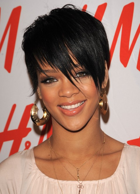 Top 10 Photo of Rihanna New Hairstyle | James Founta