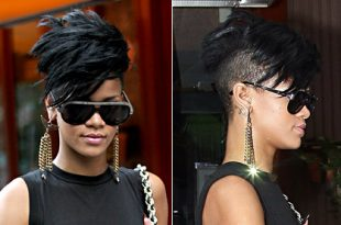 Olehandrio Bruzcastle Blog: rihanna latest hairstyl