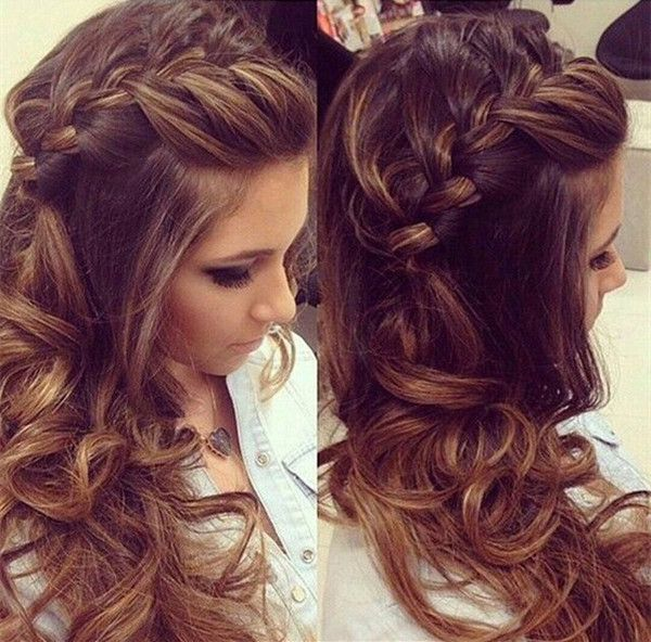 8 Romantic French Braided Hairstyles for Long Hair, You Cannot .