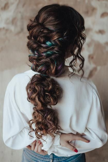 twists on twists (on twists!) | romantic braided hairstyle for .