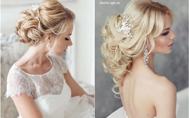 45 Most Romantic Wedding Hairstyles For Long Hair – Hi Miss Pu