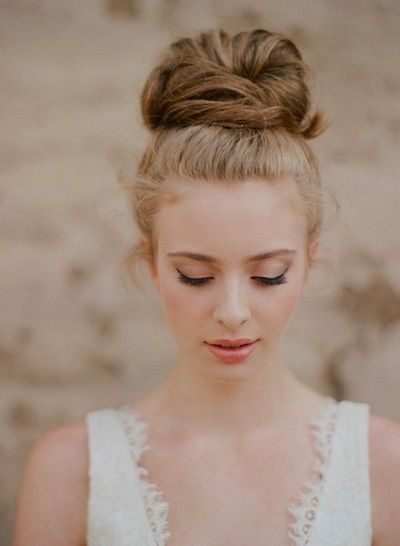 12 Romantic Buns You Must Have for Summer - Pretty Desig