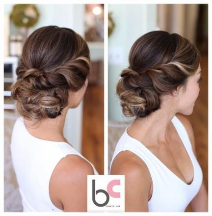 New hair bun accessories summer 59+ ideas #hair | Bridal updo with .