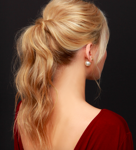 5 Romantic Hairstyles for Valentine's Day - Bang Sal