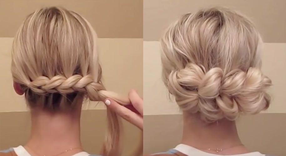 Pull Through Braid Hair Tutorial | Braided hairstyles tutorials .