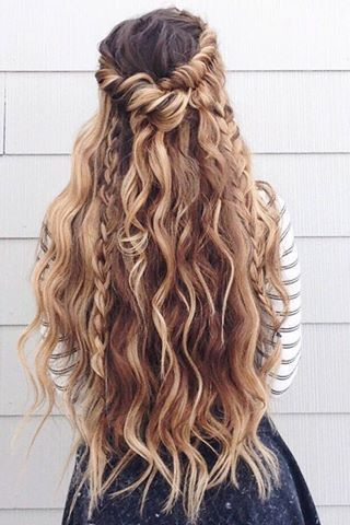 50 Romantic Hairstyles For Date Night – Trend To Wear | Nice Haircu