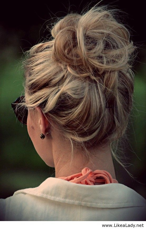 Romantic Messy Hairstyles for All Women - Pretty Desig