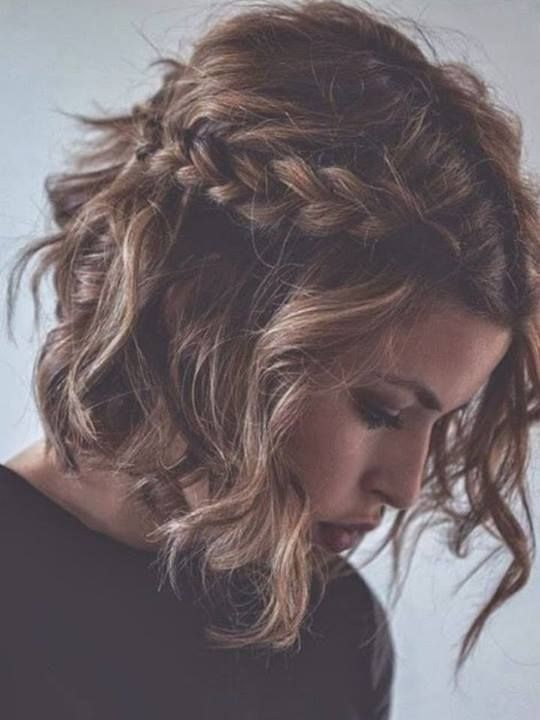 Romantic Messy Hairstyles for Women