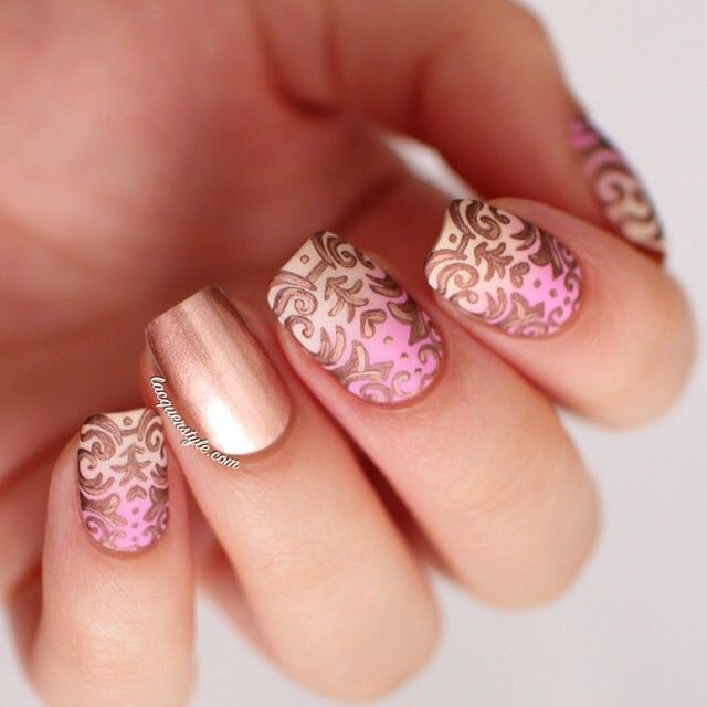 Romantic Nail Designs You Must Have | Romantic nails, Elegant .