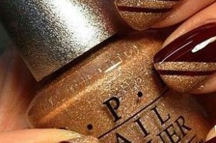 48 Nail Art Designs You Need To Try This Year   Autumn nails, Fall .