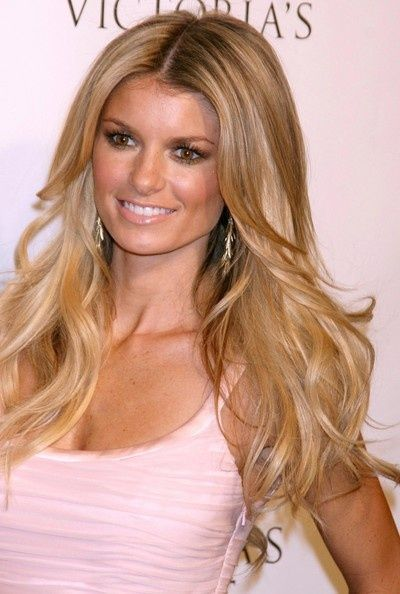 Sassy Blowout Hair You Won't Miss for the Season   Victoria secret .