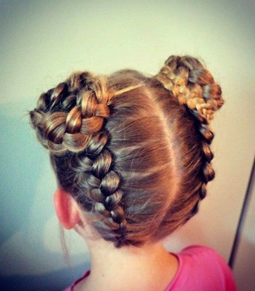 20 Sassy Hairstyles for Little Girls | Little girl hairstyles .