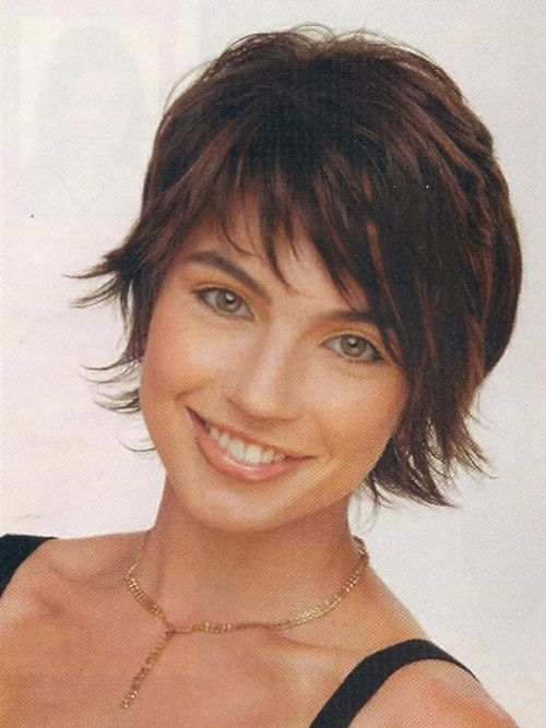 Short Shaggy Hairstyles for Women with Fine Hair - New Hairstyles .