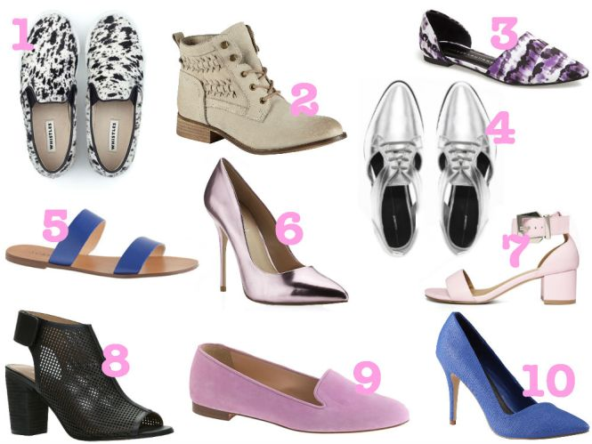 10 Pairs of Shoes Every Woman Should Own – The Lovely Li