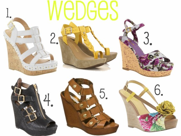 8 Shoes Every Girl Should Have - Pretty Desig