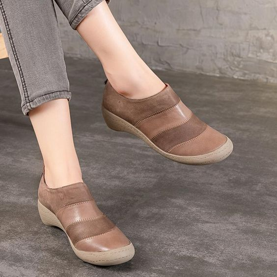 59 Leather Shoes Every Girl Should Have | Casual shoes, Minimalist .