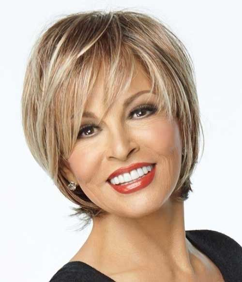 30 Short Hairstyles For Women Over 40 - Stay Young And Beautiful .