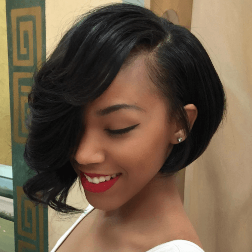50 Sensational Bob Hairstyles for Black Women | Hair Motive Hair .