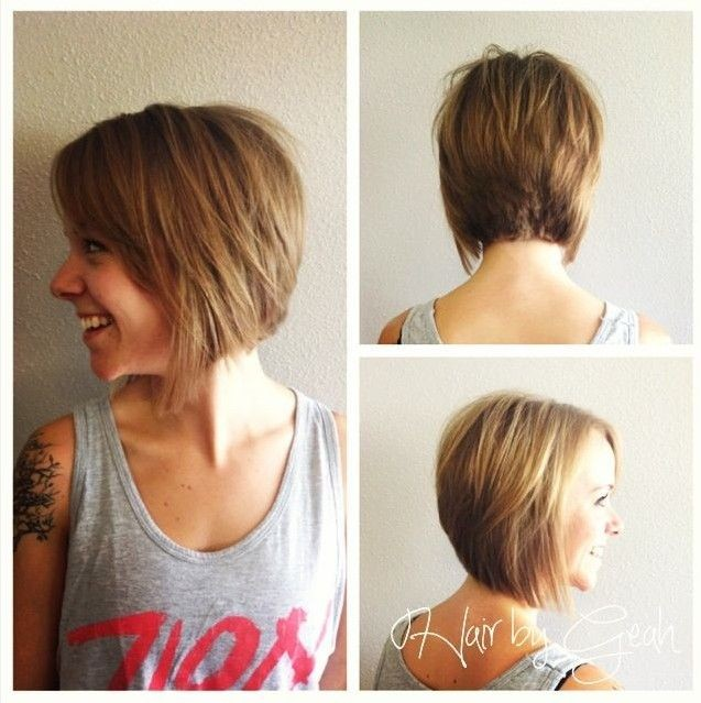 Short Bobs for Fall