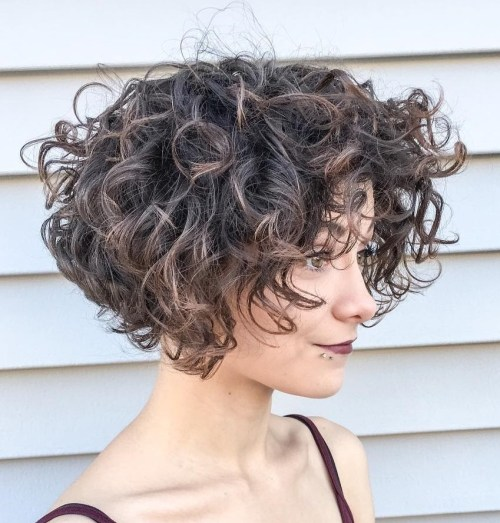 60 Most Delightful Short Wavy Hairstyl