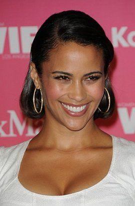 Paula Patton - Short Pullback Hairstyle | Black-Hair-Styles .
