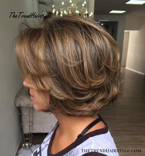 Short Layered Hair Style - 60 Classy Short Haircuts and Hairstyles .
