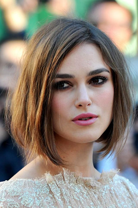 15 Short Hairstyles for Oblong Fac