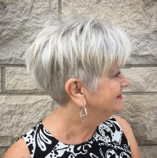 50 Best Short Hairstyles and Haircuts for Women over