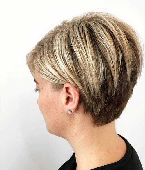 Chic Short Haircuts for Women Over