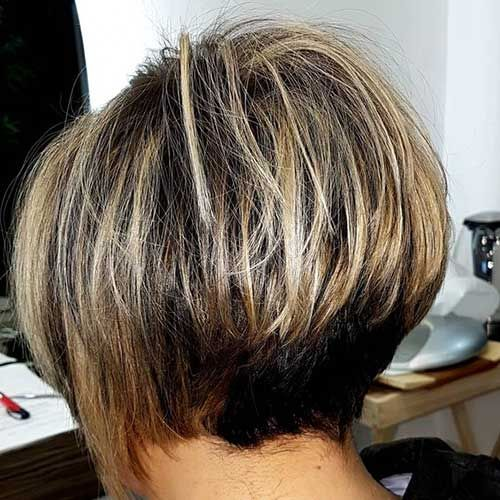 70+ Best Short Layered Haircuts for Women Over 50 | Layered .