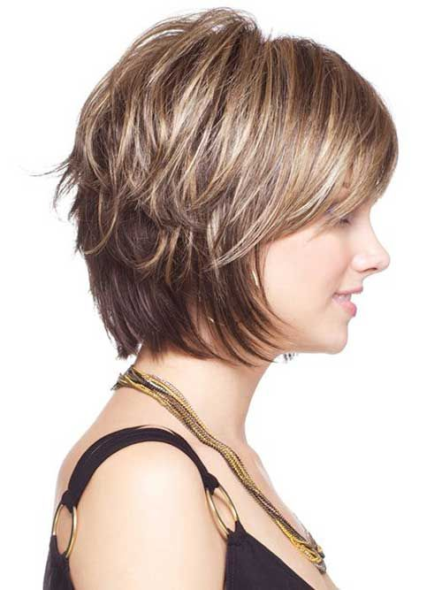 30+ Short Layered Hair | Haircut for thick hair, Short layered .
