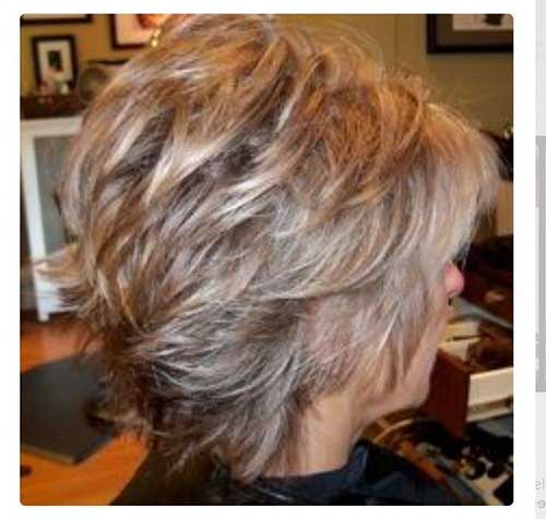 70+ Best Short Layered Haircuts for Women Over 50 | Short-Haircut.c