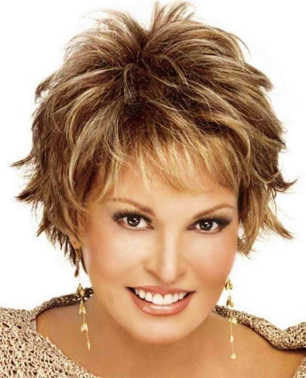 Shag Haircuts for Women Over 50 | Short Shag Hairstyles For Women .